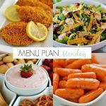 Menu Plan Monday #175