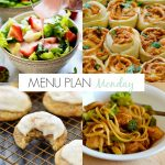 Menu Plan Monday #177