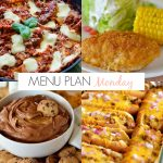 Menu Plan Monday #178