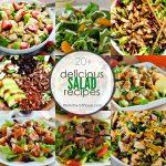 20+ Delicious Salad Recipes