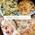 Menu Plan Monday #182