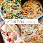 Menu Plan Monday #182