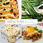 Menu Plan Monday #179