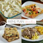 Menu Plan Monday #184