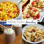 Menu Plan Monday #185