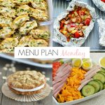 Menu Plan Monday #186