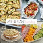 Menu Plan Monday #186