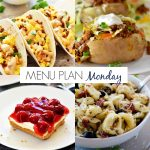 Menu Plan Monday #183