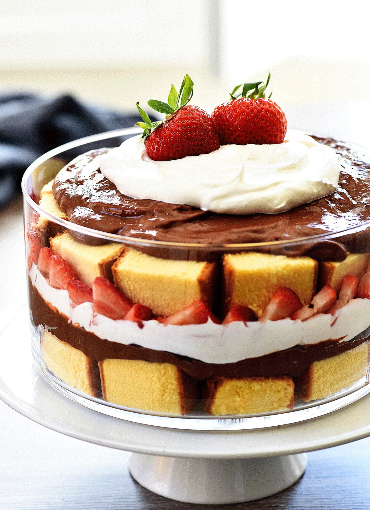 Sara Lee Pound Cake Strawberry Trifle