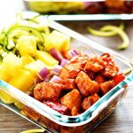 Hawaiian Chicken Meal Prep Bowls