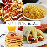 Menu Plan Monday #187