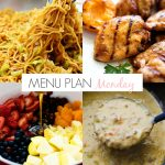 Menu Plan Monday #188