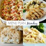 Menu Plan Monday #189