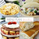 Menu Plan Monday #190