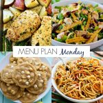 Menu Plan Monday #191