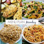 Menu Plan Monday #191