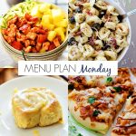Menu Plan Monday #195