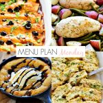 Menu Plan Monday #198
