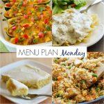 Menu Plan Monday #199