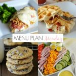 Menu Plan Monday #200