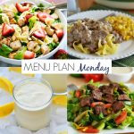 Menu Plan Monday #201