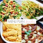 Menu Plan Monday #202