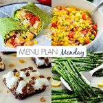 Menu Plan Monday #205
