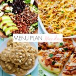 Menu Plan Monday #206