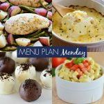 Menu Plan Monday #208