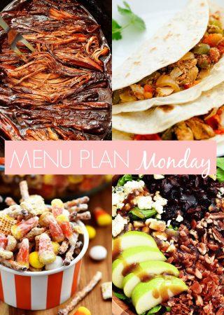 menu plan Monday #212