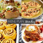 Menu Plan Monday #213
