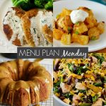 Menu Plan Monday #215