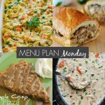 Menu Plan Monday #211