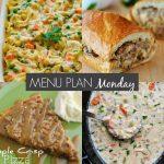 Menu Plan Monday #211