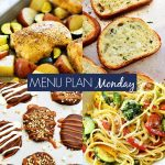 Menu Plan Monday #210