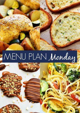 menu plan Monday #210