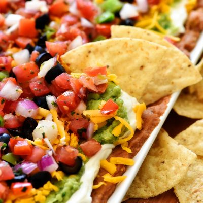 Mexican Layer Dip