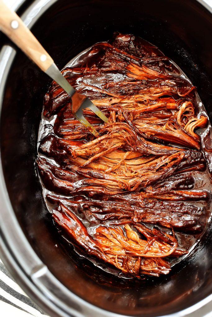 tender bbq beef brisket