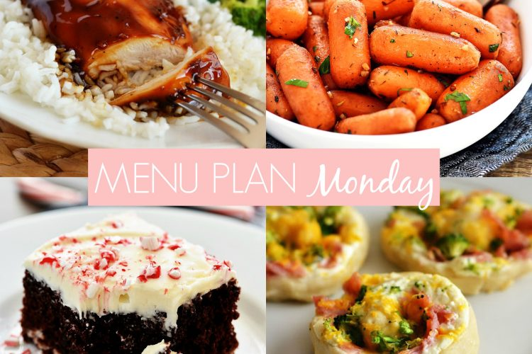 Menu Plan Monday #220