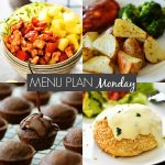 Menu Plan Monday #219