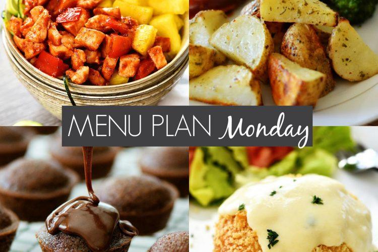 Menu Plan Monday #219