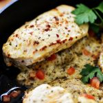 Italian Stuffed Chicken