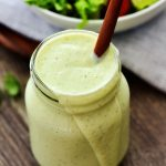 Light Creamy Tomatillo Dressing
