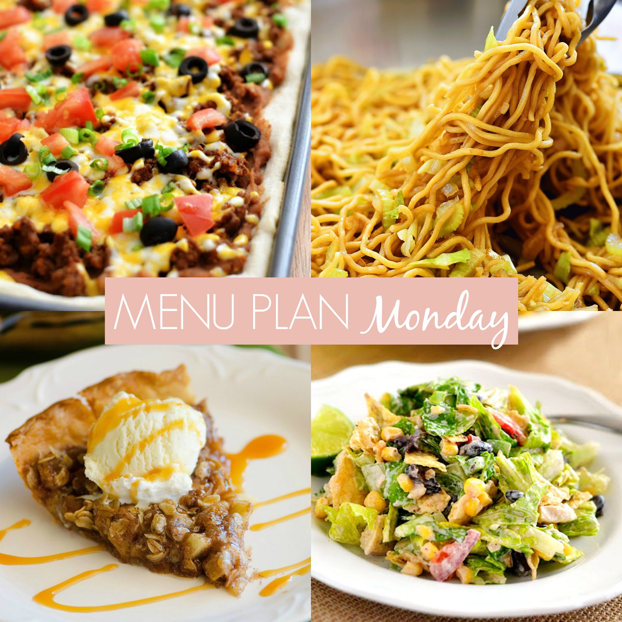 Menu Plan Monday #225