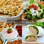Menu Plan Monday #223