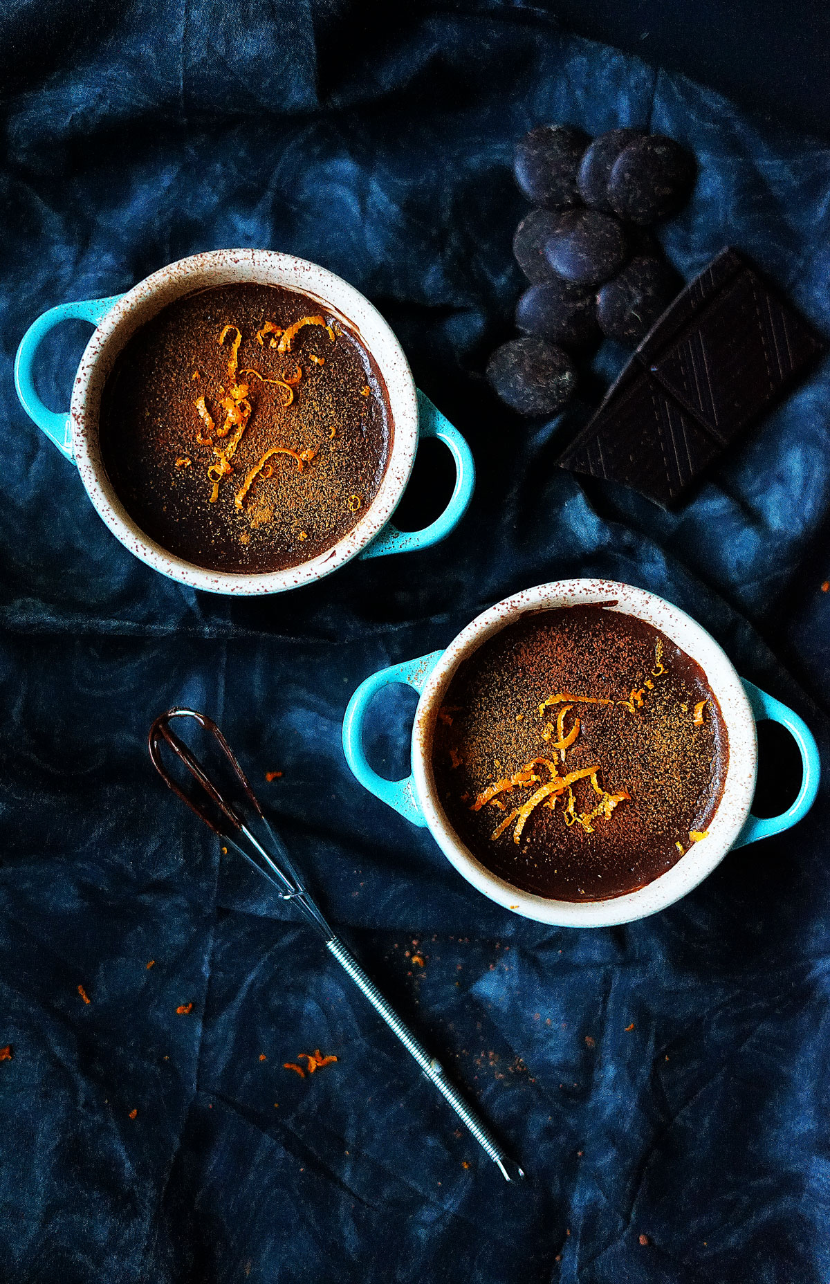 This pudding is velvety, creamy and full of chocolate flavor. Life-in-the-Lofthouse.com
