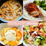 Menu Plan Monday #226