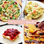 Menu Plan Monday #227