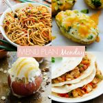 Menu Plan Monday #228