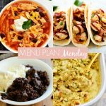 Menu Plan Monday #229